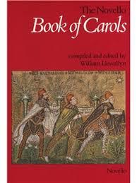 the novello book of carols satb sheet sheet