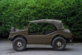 Porsche Cayenne 4x4 - before the cayenne and macan porsche built the jagdwagen 4x4
