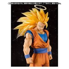 buy dragon ball super saiyan 3 son goku figuarts