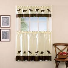 36 Inch Kitchen Curtains by 36 Inch Kitchen Valances Curtains U0026 Drapes For Window Jcpenney