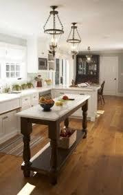 Kitchen Island In Small Kitchen Designs Best 25 Narrow Kitchen Island Ideas On Pinterest Narrow Kitchen