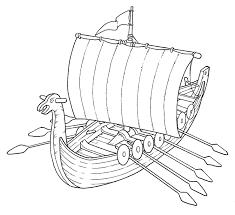viking ship coloring viking images free download coloring