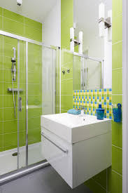remarkable bathroom tile paint colors for green ceramic wall with