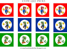 super mario bros party ideas yvonnebyattsfamilyfun