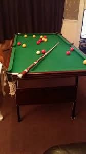 Table Pool 6ftx3ft Pool Table In Sunderland Tyne And Wear Gumtree