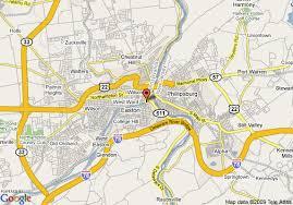 easton map map of quality inn easton easton