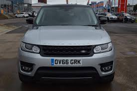 land rover sport 2016 used 2016 land rover range rover sport sdv6 hse dynamic 3 0l