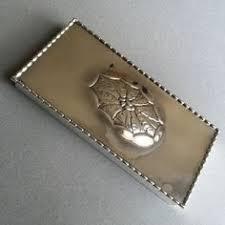 sterling silver keepsake box georg keepsake box no 843 by jorgen georg