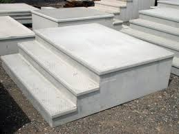advantages and types of prefabricated concrete steps how to