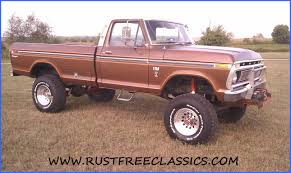 ranger ford lifted 76 f250 hb ranger sweet classic 70 u0027s ford trucks pinterest