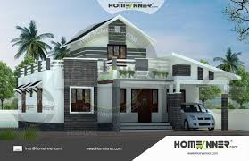 2 Bhk Home Design Plans by Low Cost Kerala Home Design 1379 Sq Ft 2 Bhk House Plan