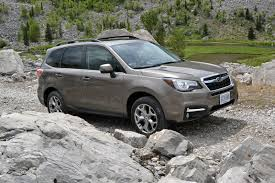 Subaru Forester Bike Rack by 2017 Subaru Forester 2 5i Review Autoguide Com News
