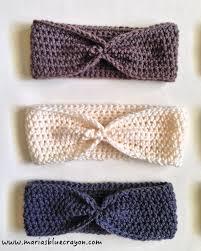 crochet ear warmer headband simple crochet ear warmer pattern for beginners s blue crayon