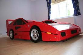 Ferrari Bed Kids Car Bed Design And Decorations Kids Car Bed Design Ideas