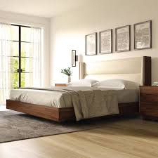 Floating Platform Bed Floating Platform Bed Wayfair Ca