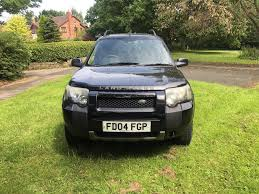 2004 54 plate land rover 2 0 td4 s 4x4 manual in stockport
