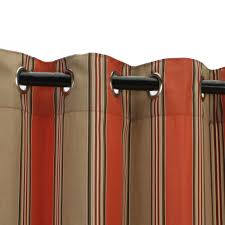 Sunbrella Outdoor Curtain Panels by Decade Pewter Sunbrella Outdoor Curtains With Tabs Picture Curtain
