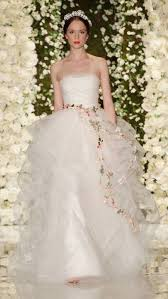 the most beautiful wedding dress the most beautiful wedding gowns from fall 2015 bridal aol lifestyle