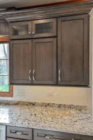 kitchen cabinets stain or paint kitchen cabinets black new