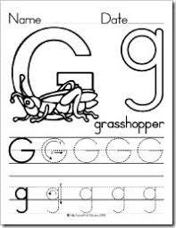 20 best education letter g images on pinterest preschool ideas