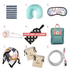 travel accessories images The stylish traveller travel accessories to make your trip a jpg