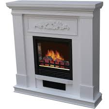Electric Fireplace With Mantel Electric Fireplaces Walmart Com