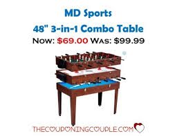 hathaway triad 48 inch 3 in 1 multi game table inspiring 3 in 1 game table model gallery best image engine