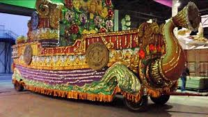 mardi gras floats for sale the thrills hauntcon 2015 rocked featuring world class
