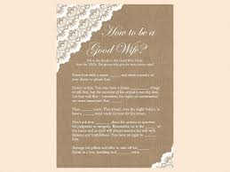 burlap and lace bridal shower games printables magical printable