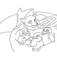 stellaluna coloring page 28 images stellaluna coloring pages