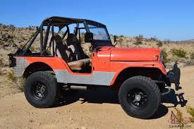 small jeep jeep willys cj5 327 v8 small block chevy sbc muncie 4 speed 4x4