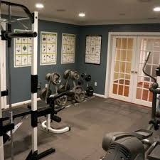 Home Gym Decorating Ideas Photos Basement Gym Ideas 1000 Ideas About Home Gym Basement On Pinterest