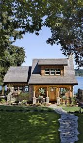 small cottages think small this cottage on the puget sound in washington is a
