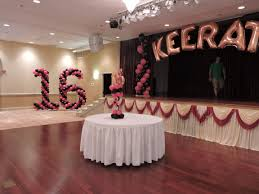 sweet 16 party decorations sweet sixteen party decorations ideas ideas of sweet 16 ideas