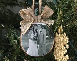 photo ornament etsy