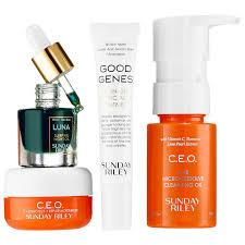 What Is Bha In Skin Care Sunday Skincare Set Sunday Riley Sephora