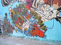 progress at swoon s hurricane sandy mural at the bowery graffiti progress at swoon s hurricane sandy mural at the bowery graffiti wall