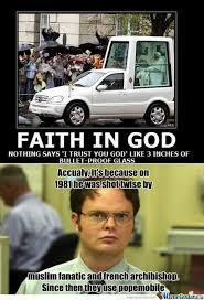Faith Meme - rmx faith in god by mrklaus meme center