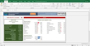 accounting and finance excel templates u0026 spreadsheets