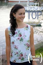 shirt pattern cutting pdf free sewing patterns summer tops and shirts on the cutting floor