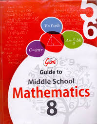 the gem guide to middle mathematics class 8 buy the gem
