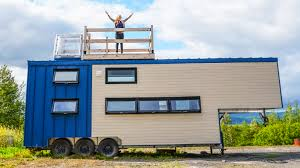 modern tiny homes sustainabile living big modern tiny house pure luxury cheers