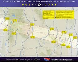 Cu Boulder Map Eyes Skyward Boulder County Preps For Brush With Total Eclipse