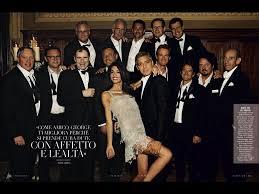 Vanity Fair Wedding Amal Alamuddin And George Clooney In Vanity Fair Italy Amal