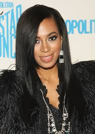 hairstyles for straight afro hair 41 solange knowles hairstyles you ll want to copy right now huffpost