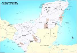 map of mexico yucatan region map of mexico with yucatan region thefoodtourist new forwardx me