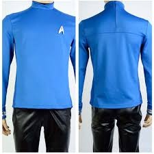 Halloween Shirt Costumes Spock Shirt Costume Promotion Shop For Promotional Spock Shirt