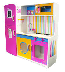 Deluxe Kitchen Play Set by Kitchen Awesome Childrens Play Kitchens Children Play Kitchen