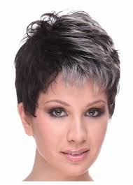 short frosted hair styles pictures 11 best grey highlights images on pinterest grey hair silver