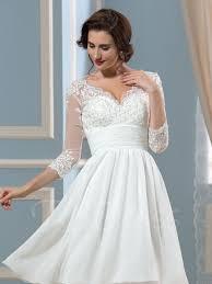 lace 3 4 sleeve wedding dress lace 3 4 length sleeve wedding dress tbdress com
